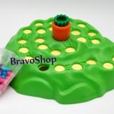 Joc interactiv cu iepurasi si morcovi - Distractie cu prietenii!