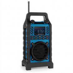 Duramaxx 862-BT-BL, statie, albastra, MP3, USB - Aparat radio OneConcept