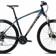"""Bicicleta Devron Riddle Men H1.9 M – 457/18"""", Pure Black - Mountain Bike"""