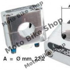 Inaltator ghidon d.22.2mm, - Adaptor pipa ghidon