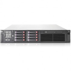 Server Refurbished HP ProLiant DL380 G6 2U, 2x Intel Xeon E5530, Intel® Turbo Boost Technology, 32GB DDR3, 2x 500GB SAS, 2 surse, - Server HP