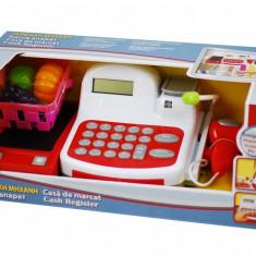 Casa de marcat de jucarie, cu microfon, scanner si cantar - Cel mai frumos cadou pentru copii! - Jocuri arta si creatie