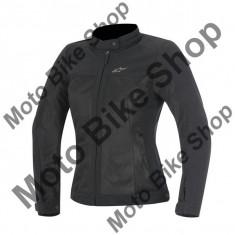 Geaca textila fete Alpinestars Eloise, negru, S, - Imbracaminte moto