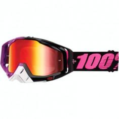 Ochelari cross/enduro 100% Haribo lentila colorata - Ochelari moto