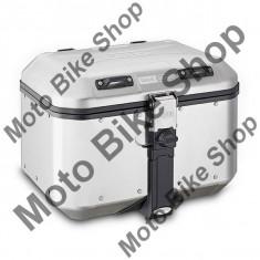 GIVI TOPCASE TREKKER DOLOMITI, alu, 46 LITER, 17/223, - Top case - cutii Moto