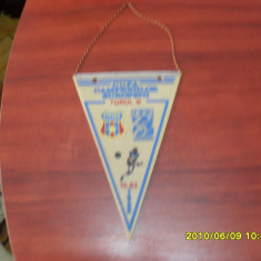 Fanion Steaua - IFK Goteborg - Fanion fotbal