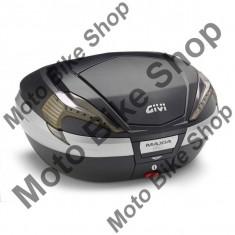 GIVI TOPCASE V56 MAXIA 4, schwarze blende, 55 Liter, 15/206, - Top case - cutii Moto