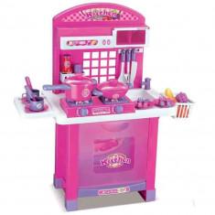 Bucatarie de jucarie cu sunete si lumini, cadoul perfect pentru fetite - JM4795