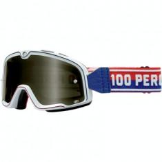 Ochelari cross/enduro 100% Classic White - Ochelari moto