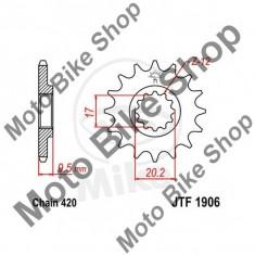 Pinion fata 420 Z15, JTF1906.15, - Pinioane Moto