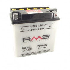 Baterie moto 12V7Ah YB7L-B2