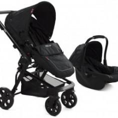 Carucior Transformabil Baby2Go Black - Carucior copii 2 in 1