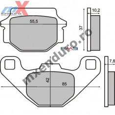 Placute frana spate kevlar Kawasaki KLE500/AN 91- - Placute frana spate Moto
