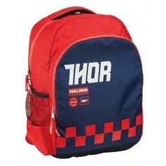 Rucsac Thor Slam Backpack culoare Rosu/Bleumarin - Rucsac moto