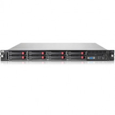 Server Refurbished HP ProLiant DL360 G7 1U, 2x Intel Xeon Hexa Core E5645, Intel® Turbo Boost Technology, 16GB Ram DDR3, 2x 600GB - Server HP