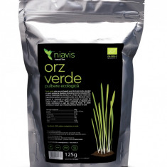 Orz Verde Pulbere Organica/BIO 125g - Bufet
