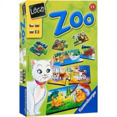 Joc Zoo - Jocuri Logica si inteligenta Ravensburger