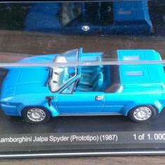 Macheta Lamborghini Jalpa Spyder (1987) - Whitebox 1:43 (White box) - Macheta auto