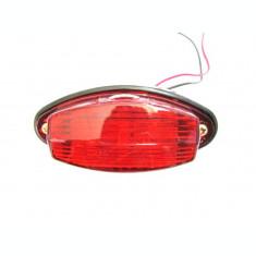Lampa laterala RULOTA REMORCA TIR LED 12V ROSU AL-100816-3