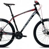"""Bicicleta Devron Men H0.7 S – 420/16.5"""", Evil Black - Bicicleta Dama"""
