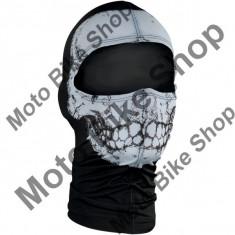 Cagula nailon Skull, Zan Headgear, - Cagula moto