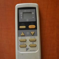 Telecomanda aer conditionat DAIKIN, ORIGINALA, IMPECABILA ( AC ) !!!