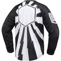 Tricou moto Icon 1000 JackKnife, negru/alb - Imbracaminte moto