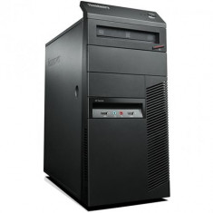 Calculator Refurbished Lenovo ThinkCentre M90p Tower, Intel Core i5-650, Intel® Turbo Boost Technology, 4GB Ram DDR3, Hard Disk 250GB, S-ATA, DVD - Sisteme desktop fara monitor