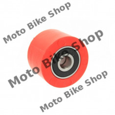 Rola ghidaj lant Honda CRF250-450/05-09 - rosie, - Kit lant transmisie Moto