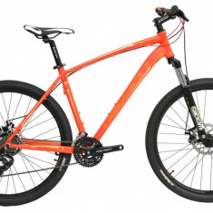 """Bicicleta Devron Riddle Men H0.7 S – 420/16.5"""" Salsa Red - Mountain Bike Devron, Rosu"""