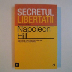 SECRETUL LIBERTATII, DIAVOLUL PACALIT de NAPOLEON HILL, 2012 - Carte Marketing