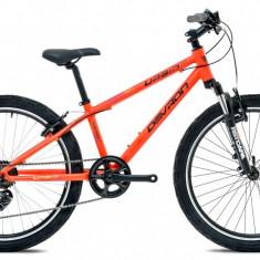 """Bicicleta Devron Urbio U1.4 S – 300/12"""", Toxic Black - Bicicleta Cross"""