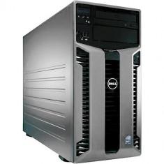 Server Refurbished Dell PowerEdge T310 Tower, Intel Core i5-650 3200Mhz, 16GB DDR3-ECC, 2x 2TB SAS, 2 placi de retea, 2 surse redu - Server DELL