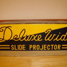 Aparat proiectie diapozitive RECALL vintage