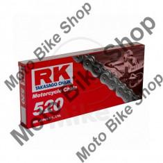 Lant transmisie RK 520/116, deschis, cu cheita de siguranta, - Lant moto