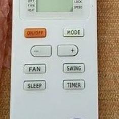Telecomanda aer conditionat NORDSTAR, ORIGINALA, IMPECABILA ( AC ) !!!