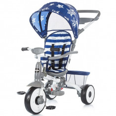 Tricicleta Chipolino Urban Blue - Tricicleta copii