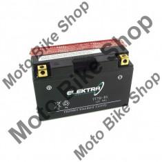 Baterie moto + electrolit 12V7Ah YT7B-BS= YT7B-4,