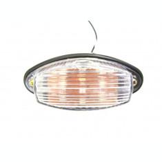Lampa laterala Gabarit Remorca TIR LED 24v ALB  AL-TCT-3745