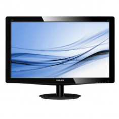 Monitor 22 inch LCD, Philips 226V, Black
