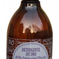 Gel pentru igiena intima cu ulei de menta bio 300ml - Bufet