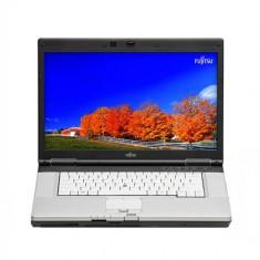 Laptop Refurbished Fujitsu Siemens LifeBook E780,Intel Core i3-370M, 2.40Ghz, 4GB DDR3, HDD 320GB, DVD-RW, Display 15.6 inch, wide