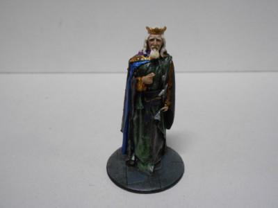 Figurina din plumb - Re degli uomini - Lord of the Rings scara 1:32 foto