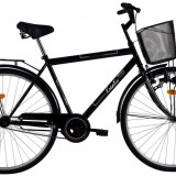Bicicleta Kreativ 2811 culoare Negru