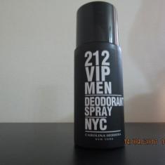 DEODORANT 150 ML- C.H 212 VIP -SUPER PRET, SUPER CALITATE! - Parfum barbati Carolina Herrera