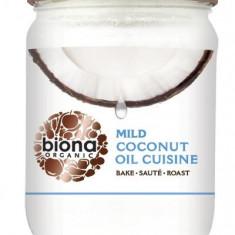 Ulei de cocos dezodorizat pt. gatit bio 470ml - Bacanie
