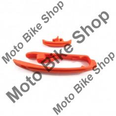 Patina lant KTM SX-SXF 2011, portocalie, - Kit lant transmisie Moto