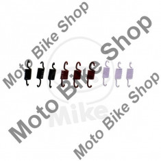 Set arcuri ambreiaj plecare Kymco Yager 50 GT 4T 2007- 2015, 3 seturi, - Set arcuri ambreiaj Moto