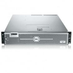 Server Refurbished Dell PowerEdge R805 2U, 2x AMD Opteron Quad Core 2384 2.7Ghz, 64GB Ram, 2x 146GB SAS HDD, 2x surse redundante - Server DELL