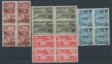 1948 Romania,LP 233-1 Mai Ziua Muncii.boc de 4-MNH, Nestampilat